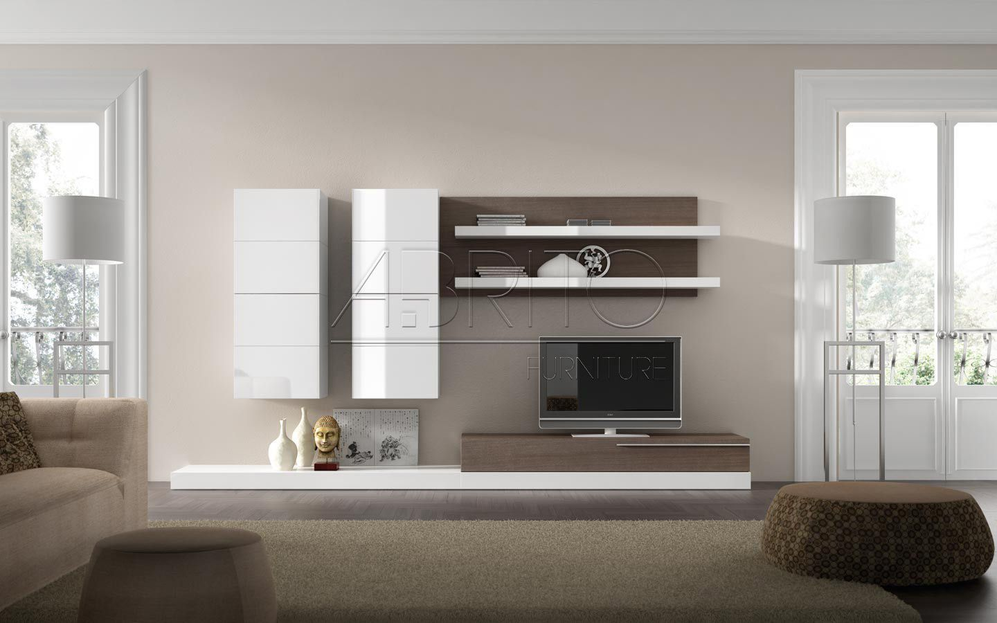 Designers small wall units c utare google polite de Wall units for living room design