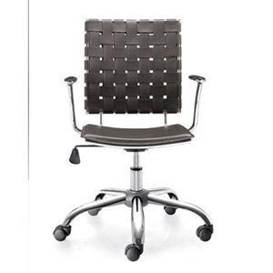 Nebraska Furniture Mart Zuo Modern Criss Cross Office Chair In