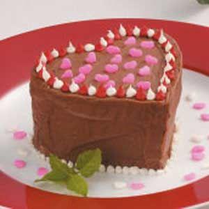 square cakes valentine cakes recipe - Valentine Cake Recipes
