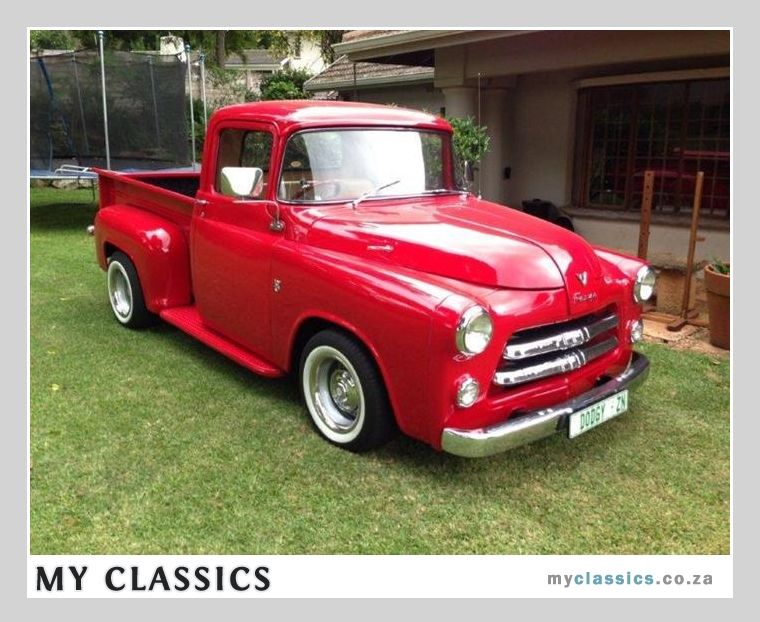 1956 Dodge Fargo Classic Car I Wouldn T Drive It But I