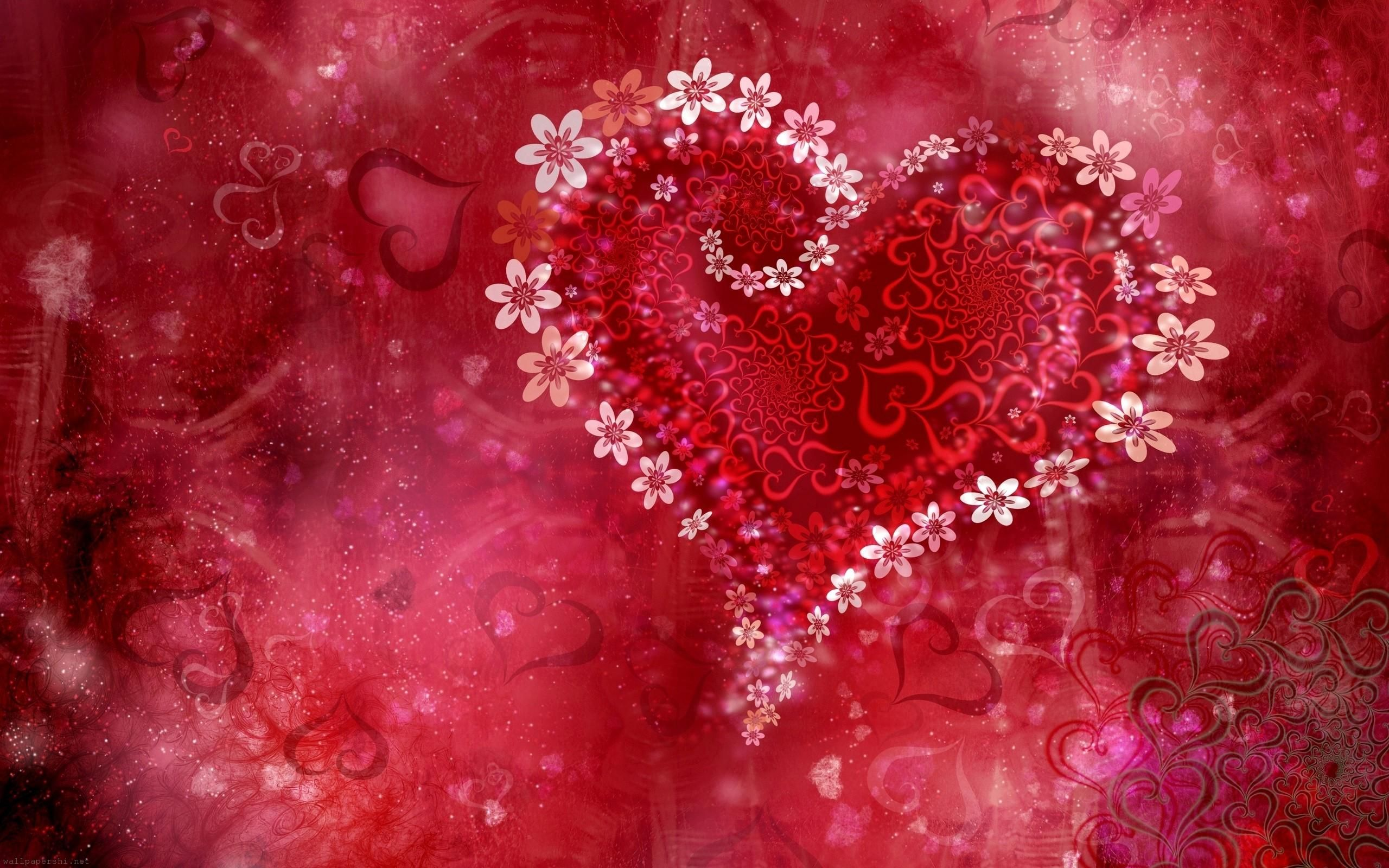 romantic 3d heart love wallpaper high definition wallpapers