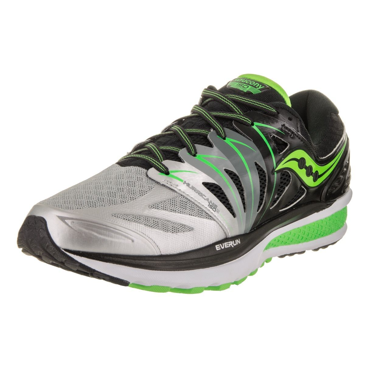 62fbbd0d010f Saucony Men s Hurricane ISO 2 Wide Running Shoe