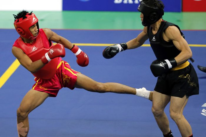 Sanda vs Muay Thai: which style is more effective in a ...