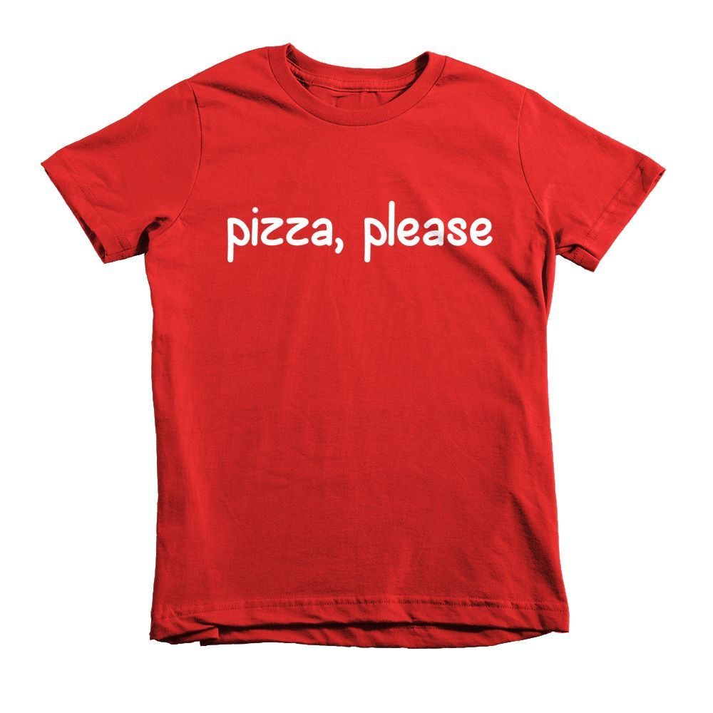 Pizza, please tee