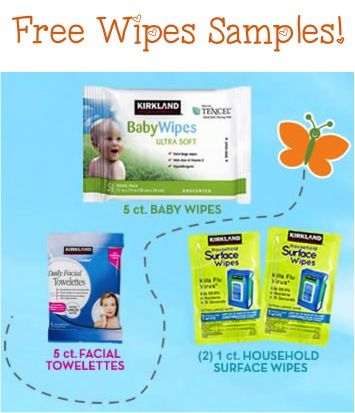 FREE Baby Wipes, Facial Towelettes, and Household Wipes! {Costco - membership card samples