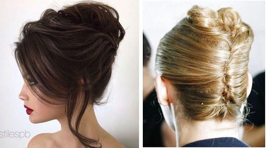 Famous Hairstyles For Long Hair Most Popular Hairstyles Fo Hairstyles And Haircuts French Twist Hair Famous Hairstyles Evening Hairstyles