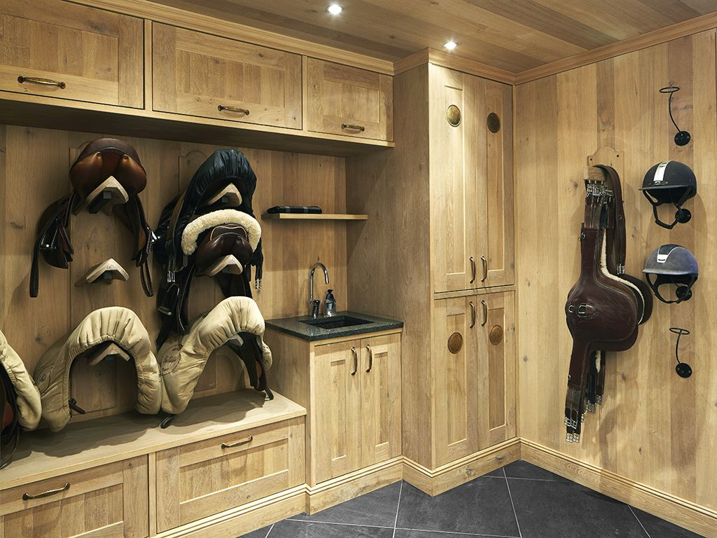 Tack Room Quality And Durability Sebo Interior