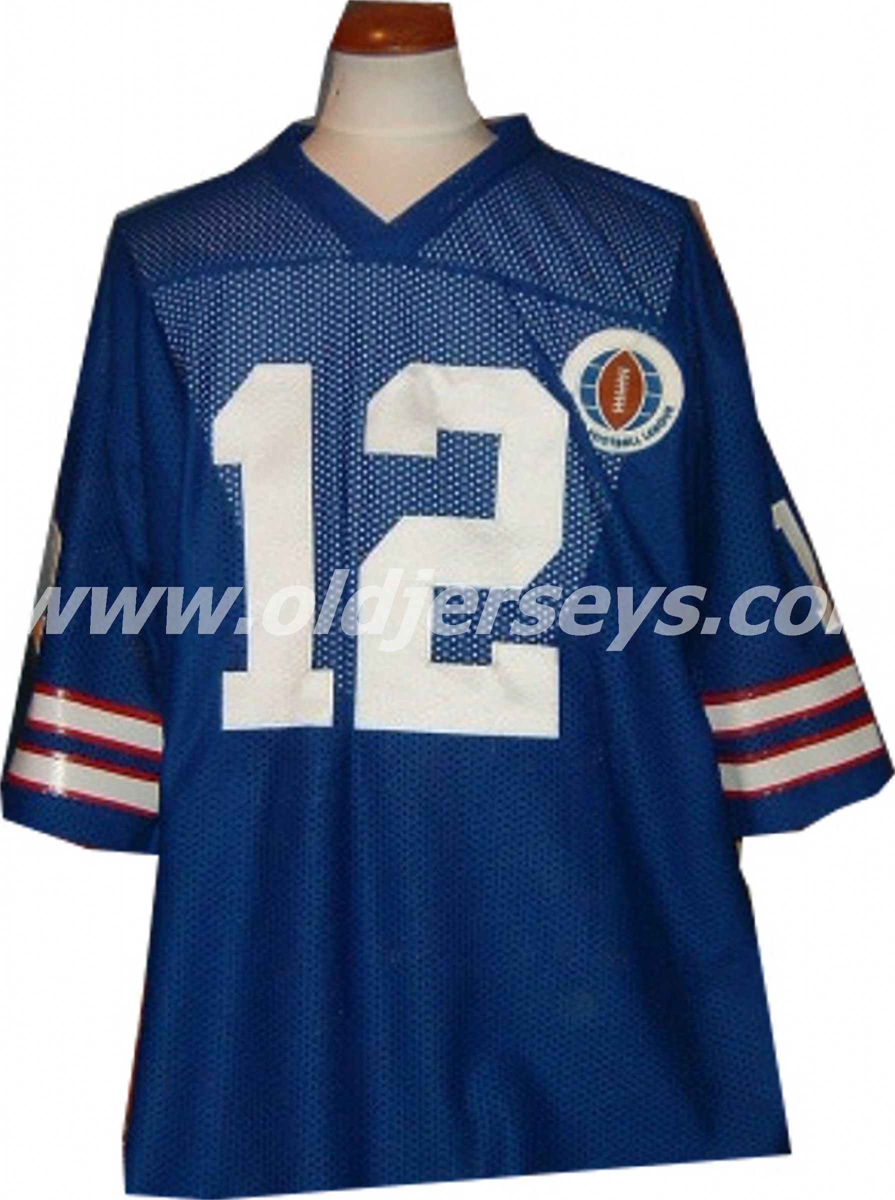 Birmingham Americans/Vulcans World Football League Replica Jersey