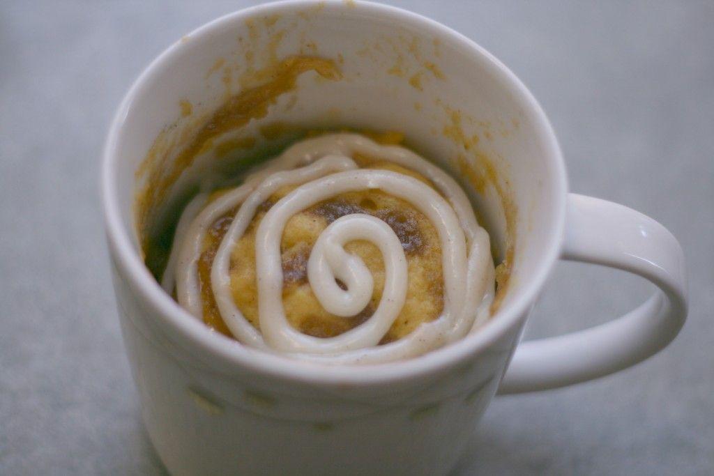 3 Easy and Delicious Microwave Mug Cakes | Mug cake ...