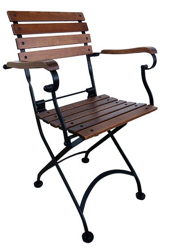 Wondrous French Cafe Chairs Folding Chairs Teak Chairs Metal Bralicious Painted Fabric Chair Ideas Braliciousco