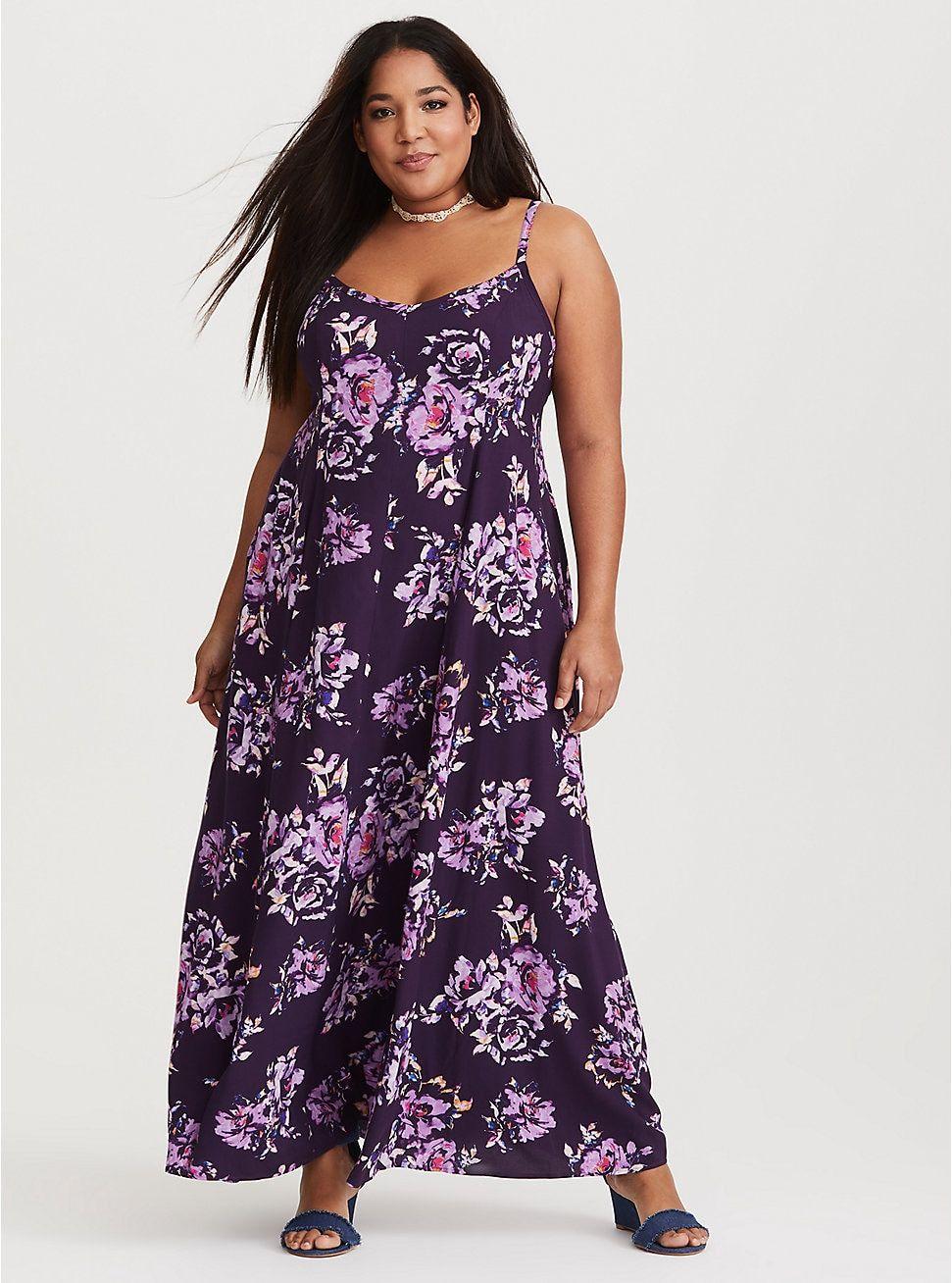 d00fb9d35e4 Floral Challis Maxi Dress (Short Inseam Now Available) in 2019 ...