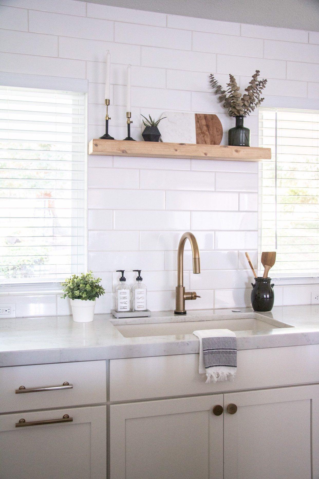 Concrete Tray Dish Soap Dispenser Glass Classic Kitchen Soap Dispenser