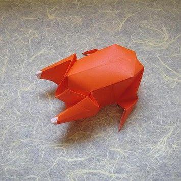 Thanksgiving Turkey Origami Origami Pinterest Origami