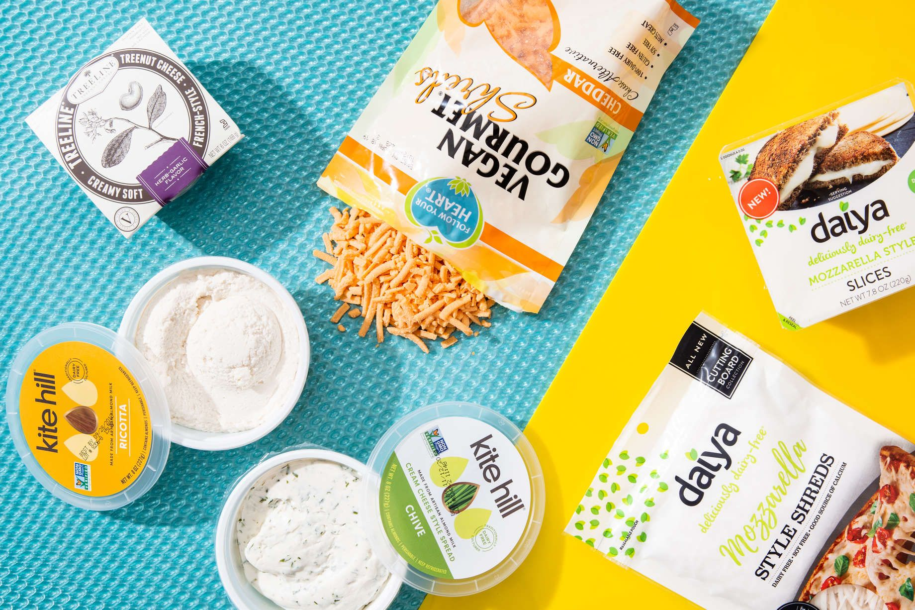 The Dairy Free Cheese You Need In Your Fridge Best Vegan Cheese Dairy Free Cheese Cheese Brands