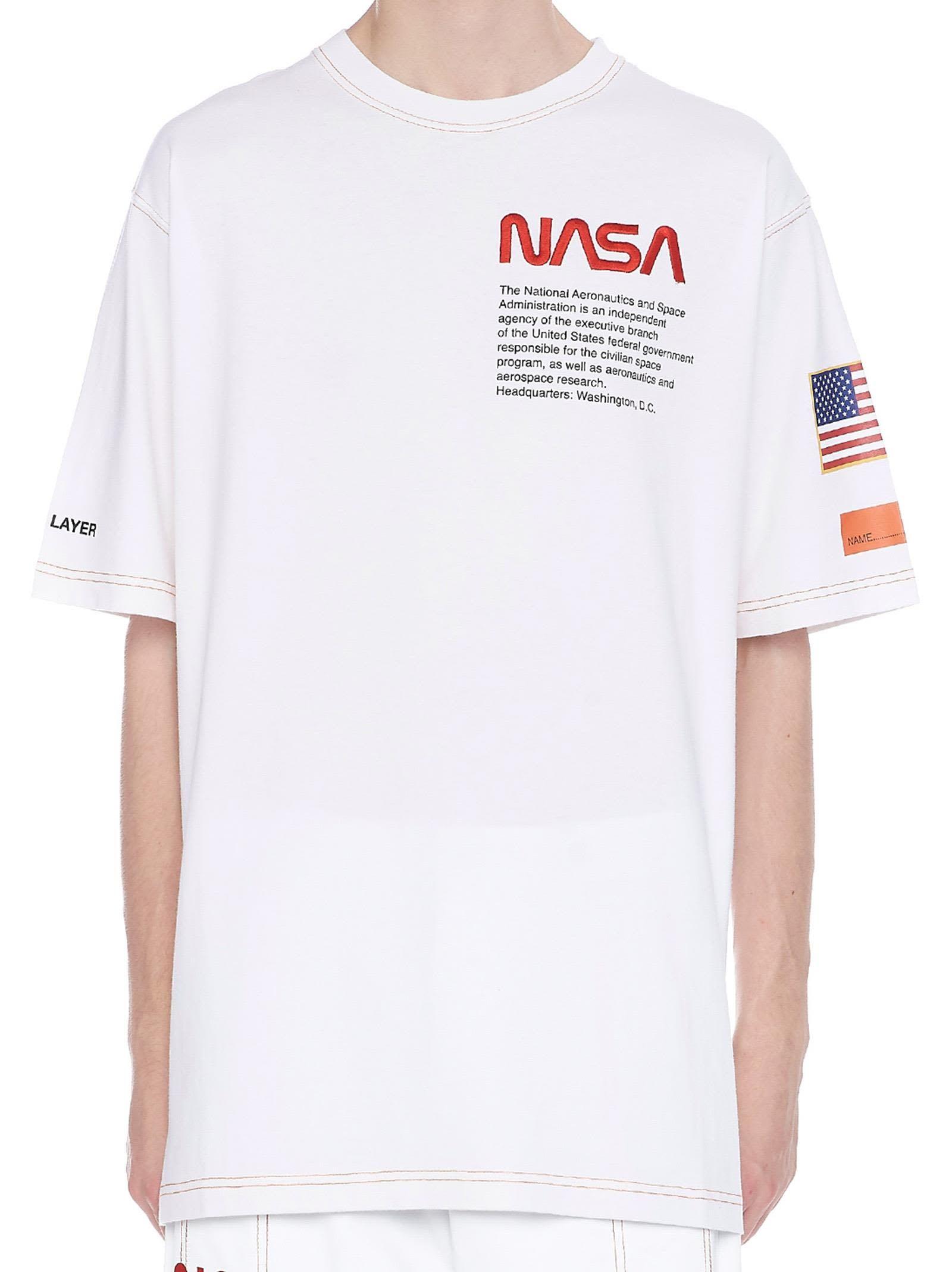cc35ea37 HERON PRESTON HERON PRESTON 'NASA' T-SHIRT. #heronpreston #cloth ...