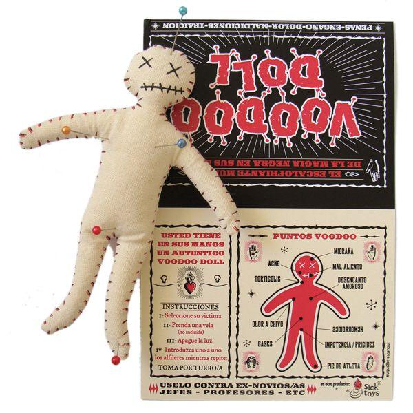 muñeco voodoo doll
