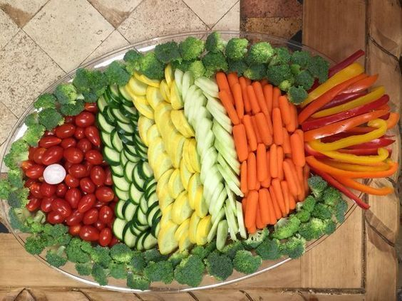 Image result for nautical vegetable trays Appetizers Pinterest
