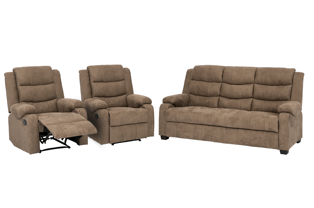 Jenny 3 Seater And 2 Recliners Lounge Suite In Furniture Stores North Island Nz 1 Lounge Suites Recliner Royal Furniture