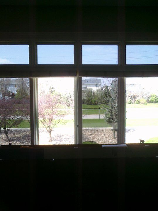 Jason Hatch Of Window Genie Des Moines Shows The Difference Window