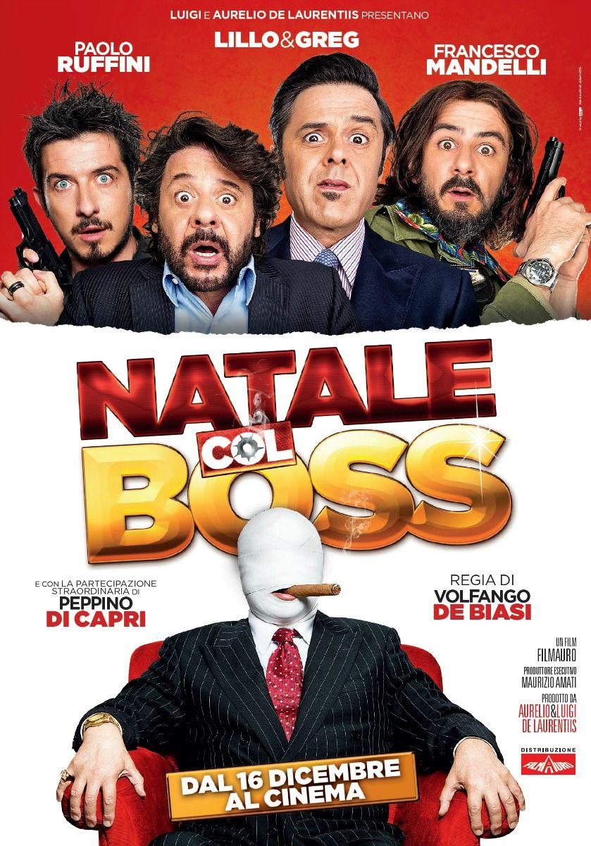 Natale Col Boss Film 2015 Film Di Natale Film Completi Film