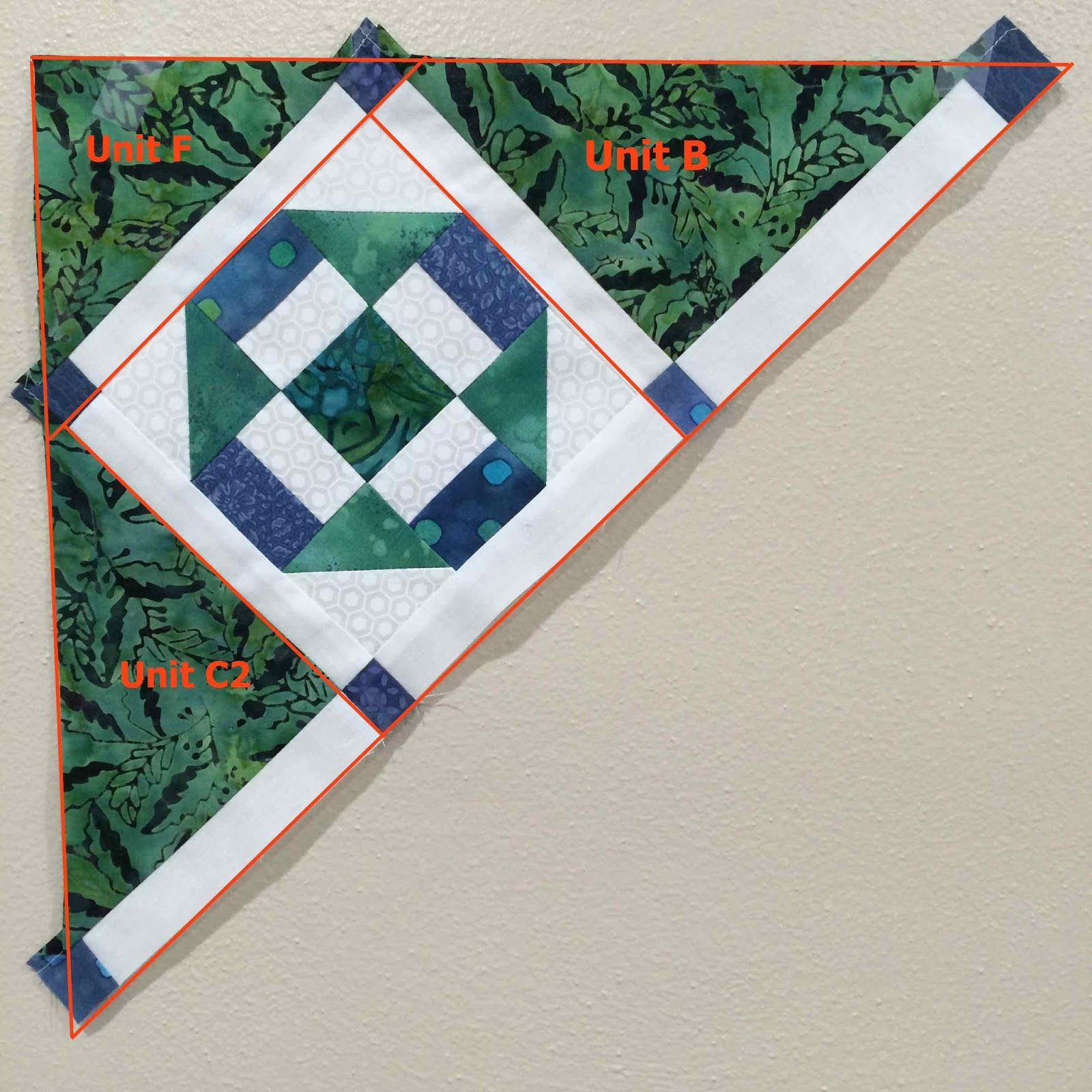 How To Assemble Quilt Set On Point With Sashing Farmer S Wife First Row Farmers Wife Quilt Farmer Wife Quilts
