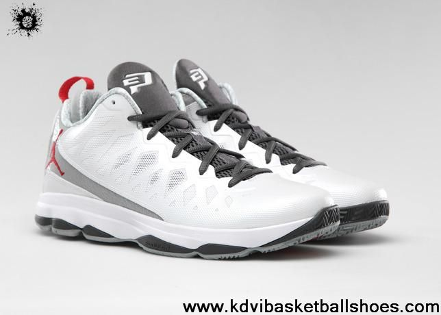 New Christmas Jordan CP3.VI 535807-133 White/Gorge Green-Dark Grey ...