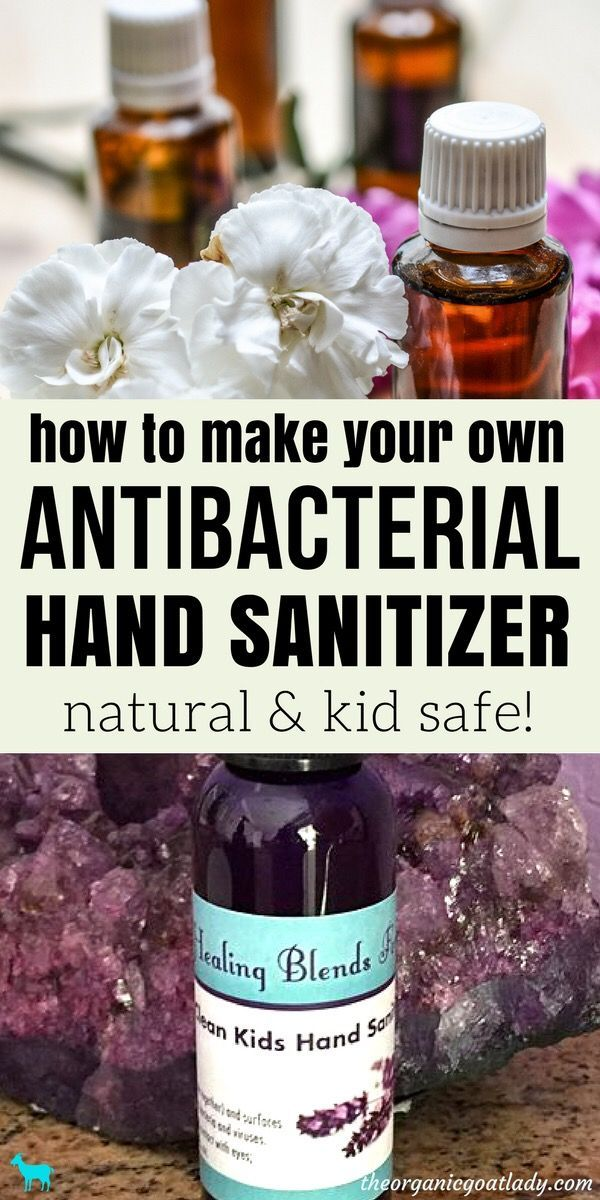 How To Make Hand Sanitizer Recipe Hand Sanitizer Essential