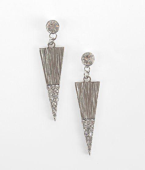 Daytrip Triangle Earring