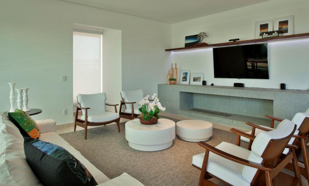 Harmonia total no décor. Veja: http://www.casadevalentina.com.br/projetos/detalhes/harmonia-total-604 #decor #decoracao #interior #design #casa #home #house #idea #ideia #detalhes #details #style #estilo #cozy #aconchego #conforto #harmony #harmonia #casadevalentina #saladeestar #livingroom