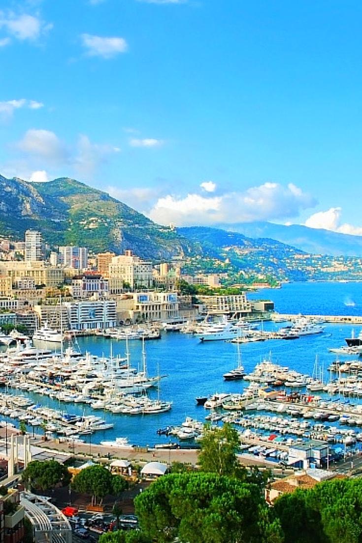 Pin Von Anni Wolfram Auf Sonnenauf Und Untergang In 2020 Reisen Schone Orte Monaco
