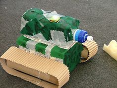 ideas for junk model making for boys - Google Search | Junk ...