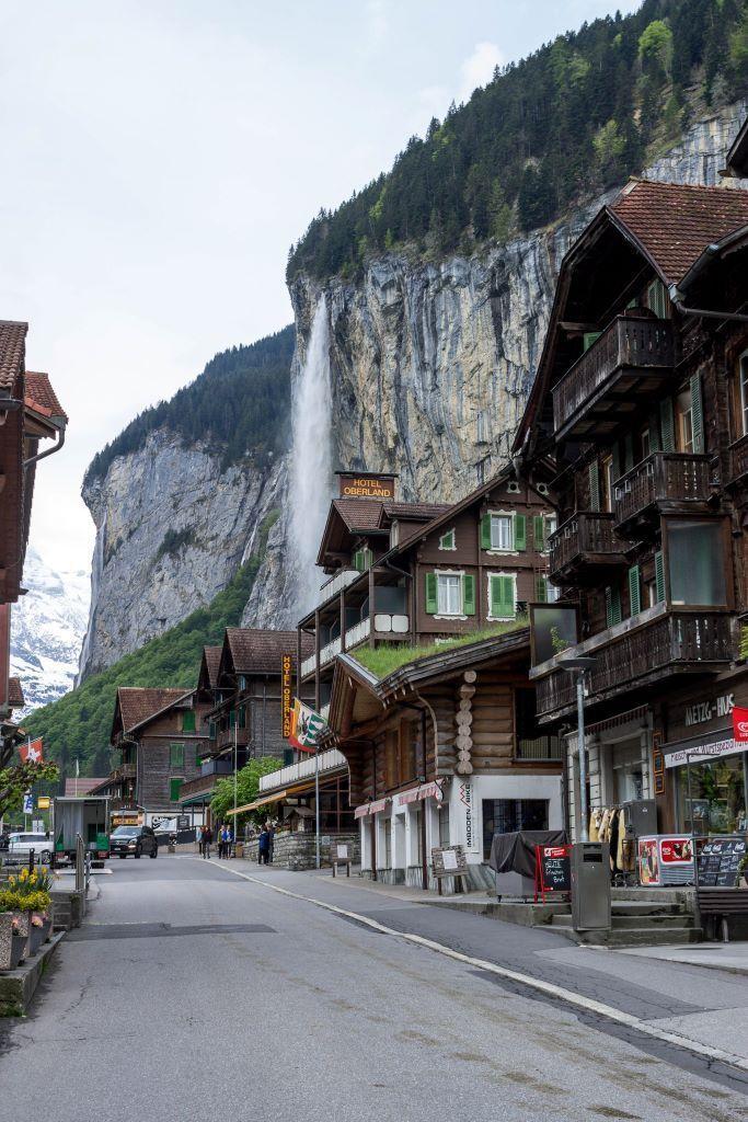 Two Days in Beautiful Lauterbrunnen Switzerland - Curious Travel Bug