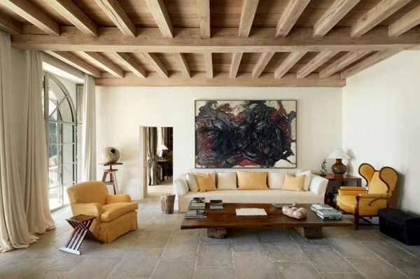 Zimmer Dekoration Im Schlichten Und Prachtvollen Belgischen Stil
