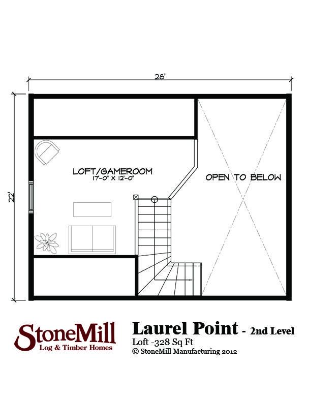 Laurel Point 2nd Floor
