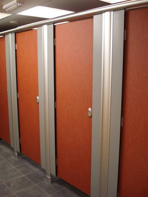 Ironwood Manufacturing Oversize European Toilet Partitions And Bathroom Doors For Added Privacy Beautiful Upscale Public Restrooms