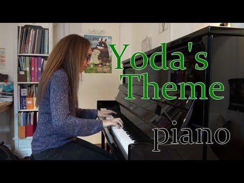 Yoda's Theme - piano cover (Star Wars) - YouTube