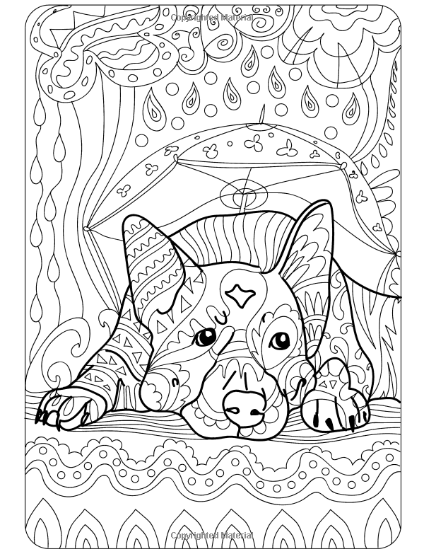 Robot Check Dog Coloring Book Dog Coloring Page Puppy Coloring Pages