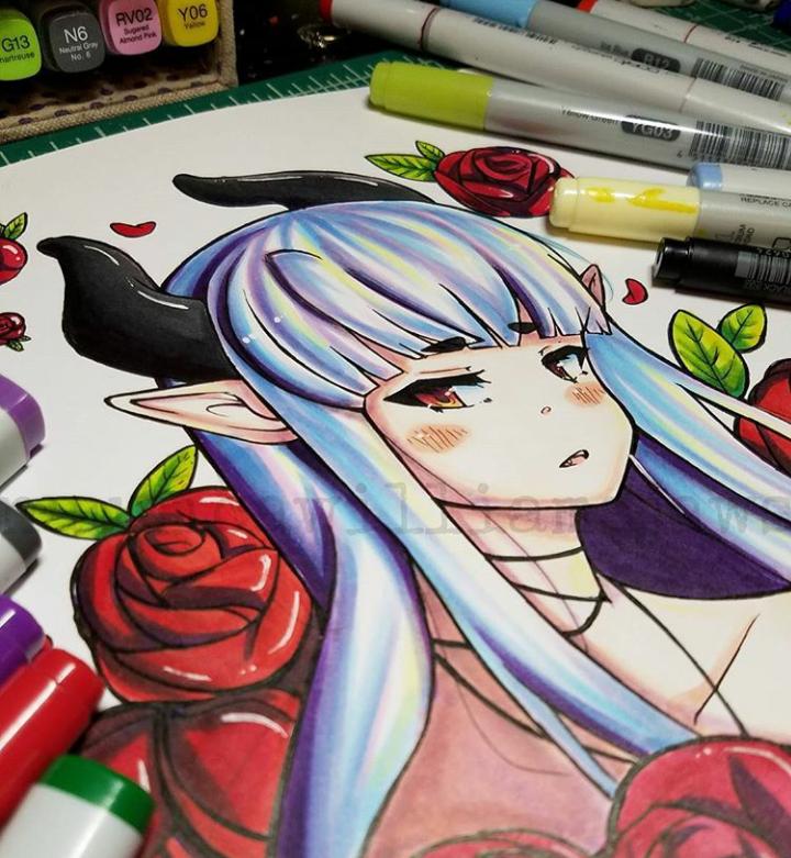 Gambar oleh Animeriz pada Anime Art