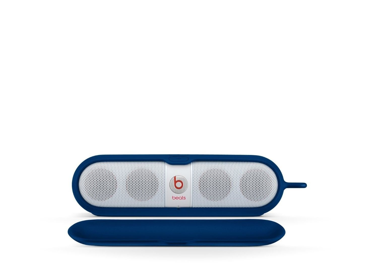 Check out our New Product  Beats Pill Sleeve - Blue Speakers The Beats Pill Sleeve provides a durable layer of protection to keep your Beats Pill safe when its on the go,while still keeping its compact and sleek design.  Rs.2,625