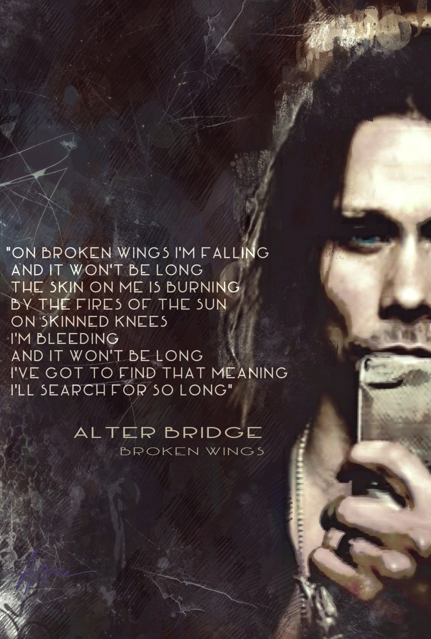 By Ana Myles Kennedy Alter Bridge Song Lyrics