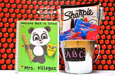SHORTY CREATIONS: Back to School