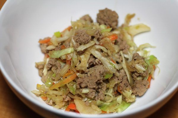 Egg roll bowl wls recipe bariatric recipes egg and bowls food forumfinder Image collections
