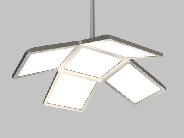 Acuity brands oled lighting fixtures which use easy on the eyes