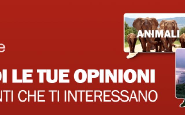 Alta opinione sondaggi pagati on line #guadagnareonline