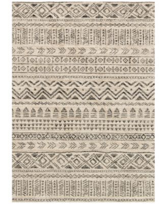 Emory Eb 10 Stone Graphite 2 5x7 7 Runner Area Rug In 2019