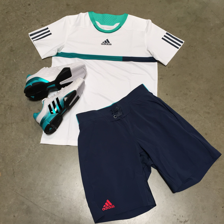 Adidas Men S Tennis Apparel At Doittennis Com Tennisfashion Tennis Clothes Streetwear Outfit Mens Fashion Streetwear