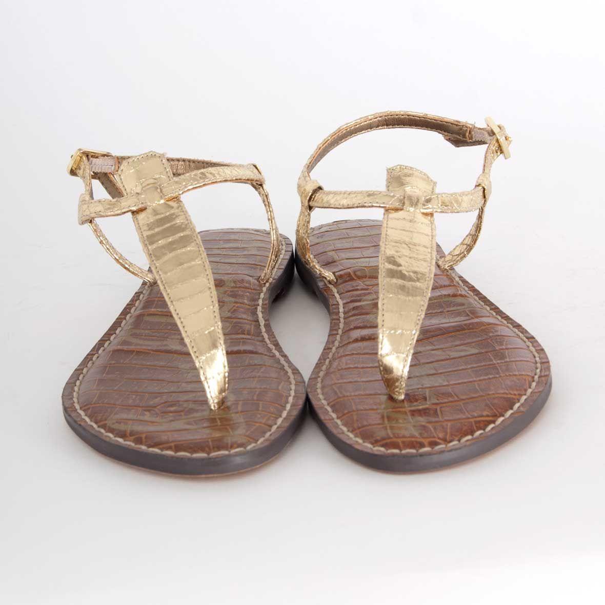 Gigi Sam Edelman Gold Sandal In Boa65 XkTwZOiPu