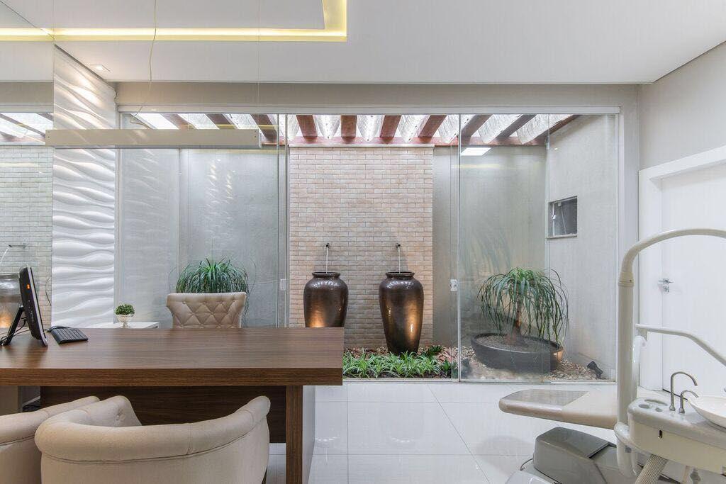 Como decorar consult rio odontol gico uma cl nica linda for Decorar casas online 3d