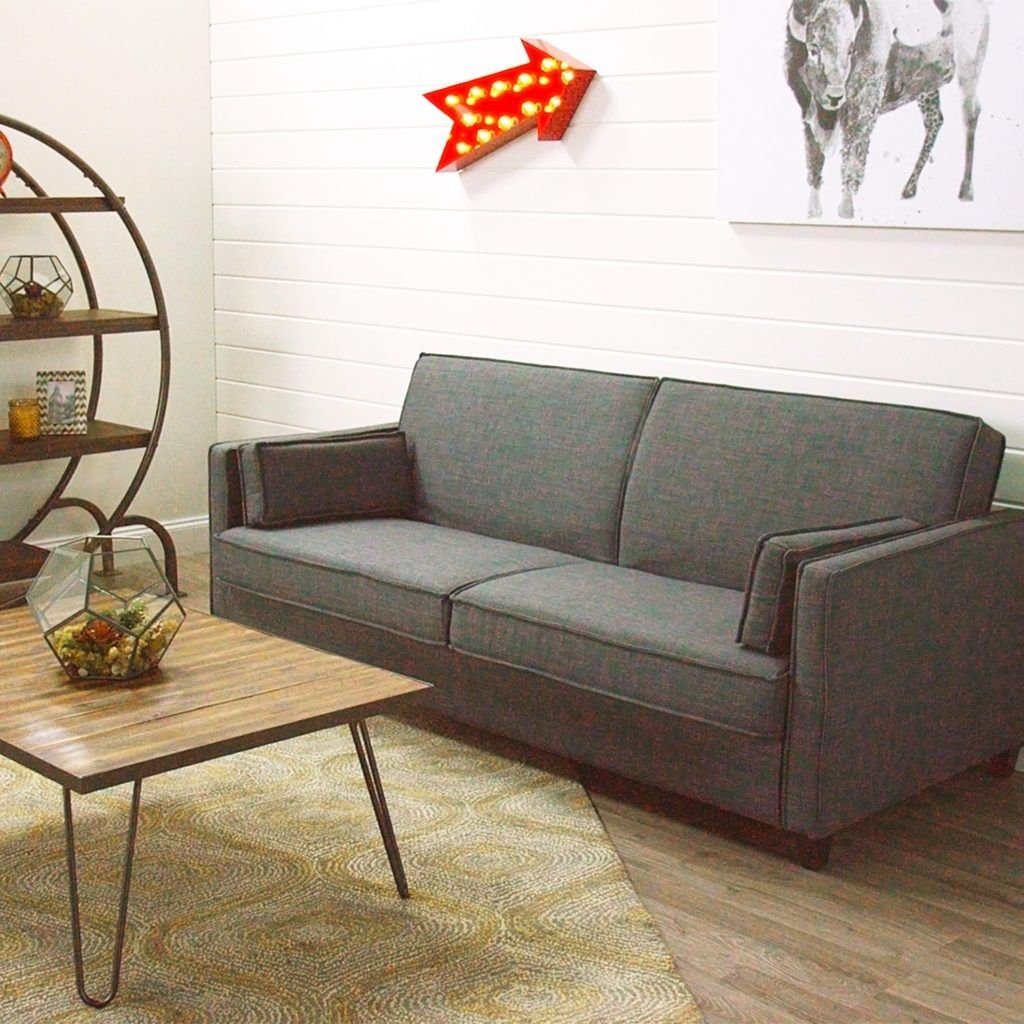 World Market Nolee Folding Sofa Bed