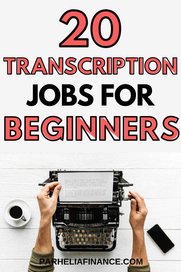 Legitimate Transcription Jobs For Beginners To Make Money